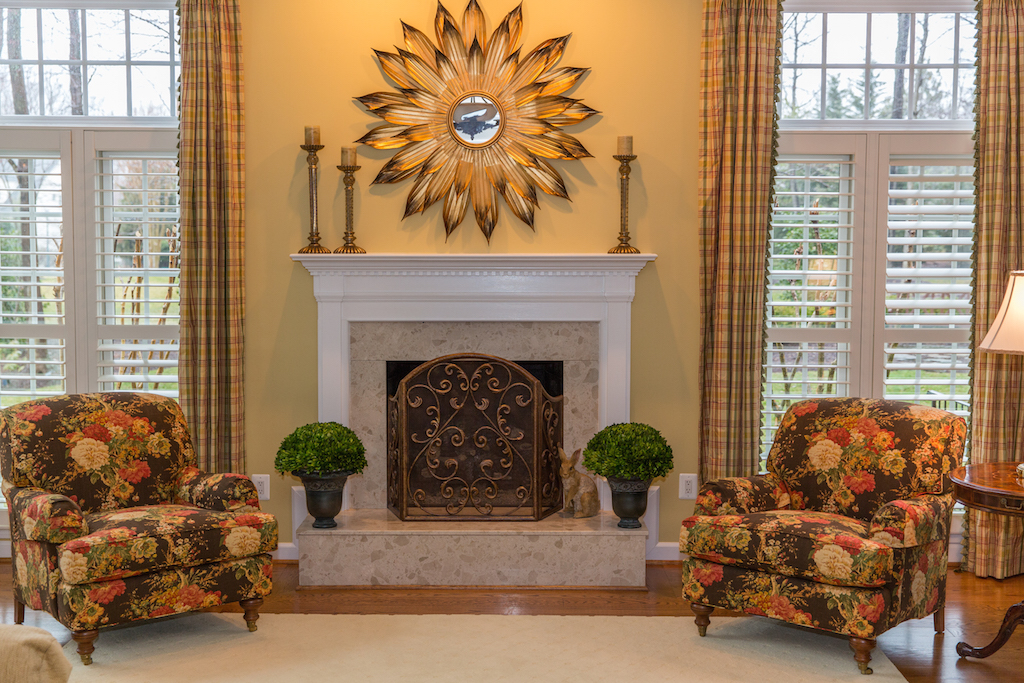 Interior design in Purcellville VA