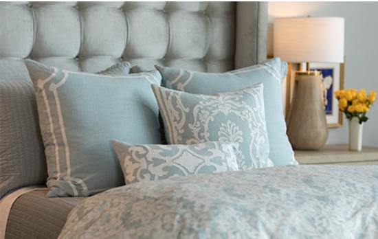 lili allessandra high end interior design bedding collection