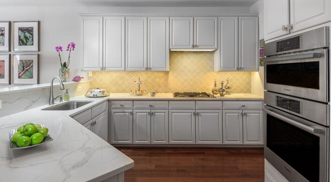Spring Home Interior Design In Great Falls VA