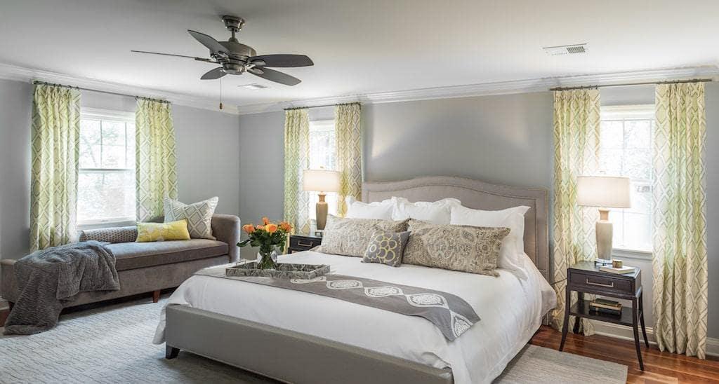 Bedroom Interior Design in Washington DC