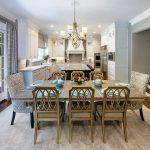 Spring and Summer Kitchen Interior Design in Great Falls VA