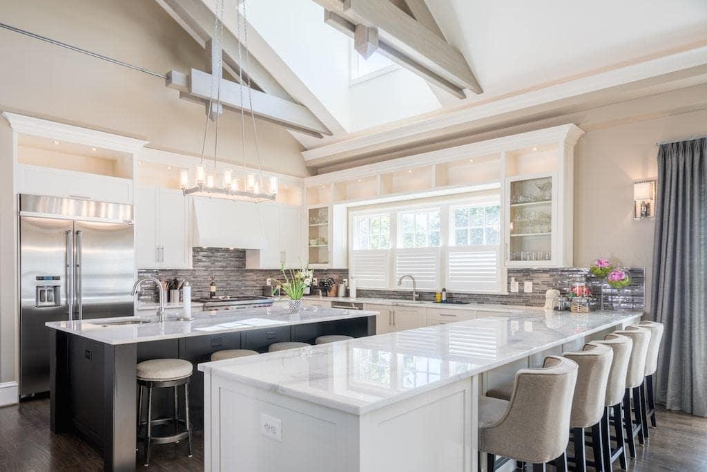Kitchen Interior Design in Great Falls Virginia