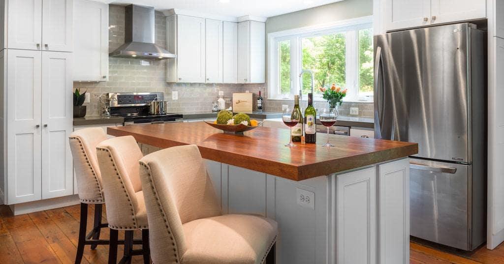 Home Kitchen Interior Design in Great Falls VA